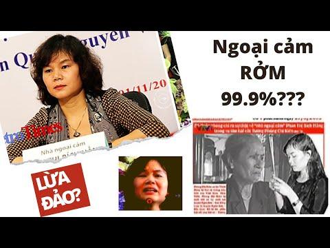 Ngoại cảm lừa đảo: Phan Thị Bích Hằng và Vũ Thị Hòa bị VTV vạch mặt