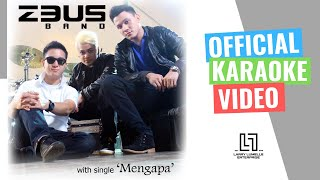 Z3US Band - Mengapa (Official Video Karaoke)