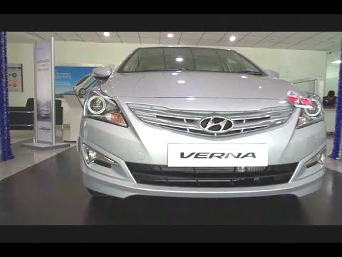 CarsDinos Hyundai Verna 4S 2015 Interior Exterior Walkthrough Price Mileage Etc