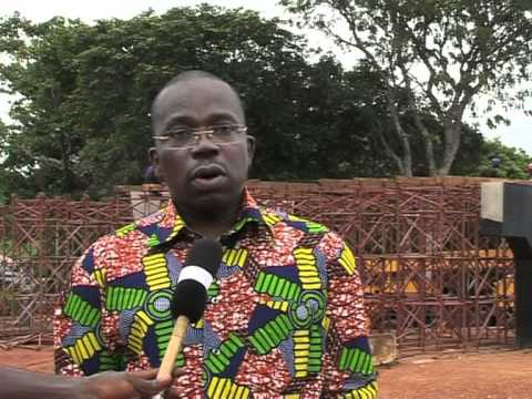 Cote d'Ivoire: Rehabilitating Roads after the Conflict