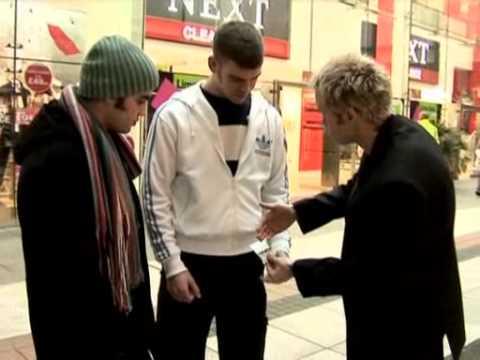 Cool street magic tricks revealed street magic tricks tutorial.