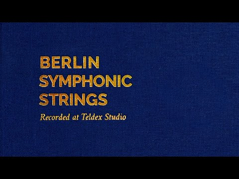 Berlin Symphonic Strings: Trailer