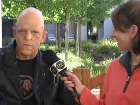 Michael Berryman on The Brittany Equation