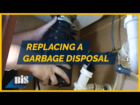how to fix a garbage disposal that is only humming