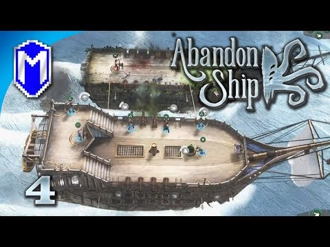 Abandon Ship - Man Overboard! Disabling Crew - Let's Play Ab