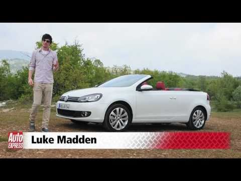 VW Golf Cabriolet review - Auto Express