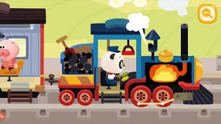 (NEW)  Dr. panda Train Android, iphone, ipad (2018)  music only