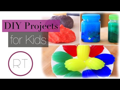 Fun diy projects for kids youtube fun diy projects for kids solutioingenieria Gallery