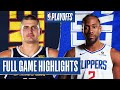 NUGGETS at CLIPPERS | FULL GAME HIGHLIGHTS | September 3, 2020