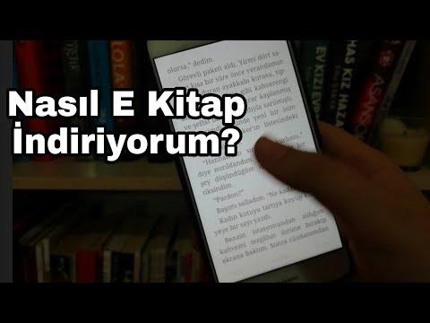 Nasıl E-Kitap İndiriyorum? Epub & Pdf