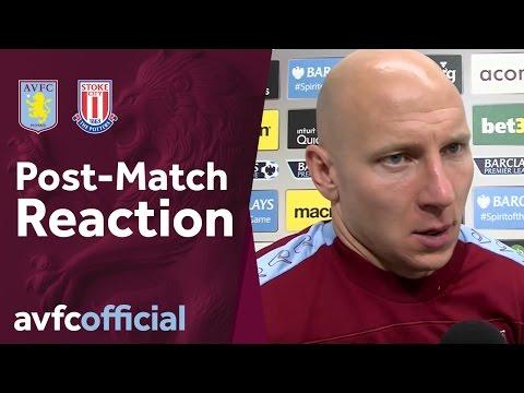 Sherwood, Guzan and Morley on Stoke City loss