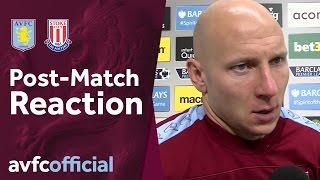 Video Gol Pertandingan Aston Villa vs Stoke City