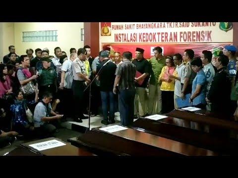 Tangis dan Doa saat Penyerahan 7 Jenazah Korban Pesawat Lion Air PK-LQP kepada Keluarga Mp3