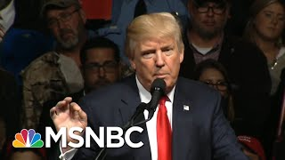 Senator Blumenthal: Trump Trying To Prosecute Clinton Evidence Of Criminal Intent | Hardball | MSNBC