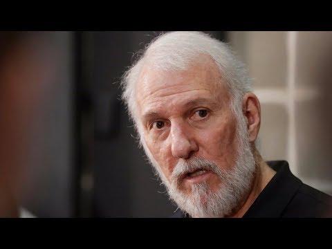 (FULL) Spurs coach Gregg Popovich press conference | 2017 NBA Media Day | ESPN