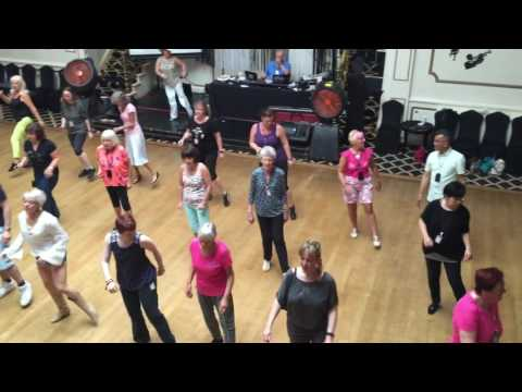 Summer of Love line dance choreographed by Michelle Risley