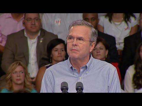Jeb Bush starts 2016 campaign with visit to New Hampshire