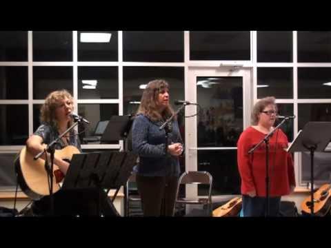 Silent Night in 3 part harmony