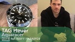 🔵 TAG Heuer Aquaracer 300M (S1E43) - L'histoire d'Émilien avec cette plongeuse ?