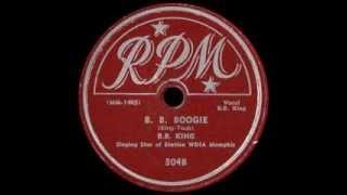 B B King - B B Boogie