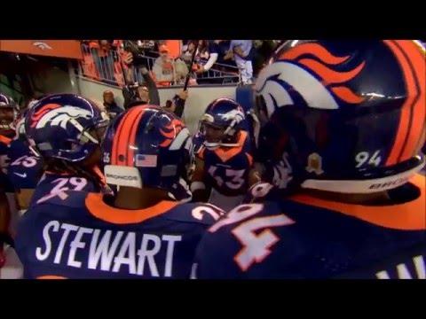 Denver Broncos 2015 Super Bowl Season Highlights