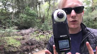 shoot edit upload samsung gear 360 and mac workflow using spatial audio tutorial