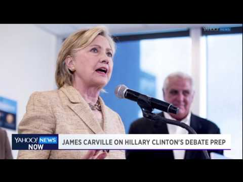 Yahoo News Now: James Carville on the latest from the presidential campaigns and his new book