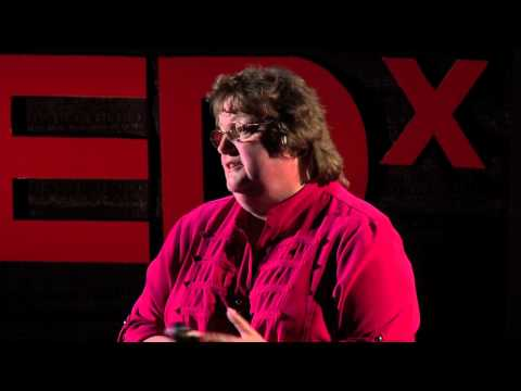 No One Expects To Be Homeless: Betty Palmer at TEDxColbyCollege