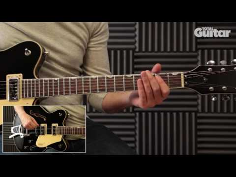 Guitar Lesson: Get the sound for Duane Eddy - Rebel Rouser