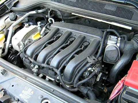 renault megane 2004 двигатель