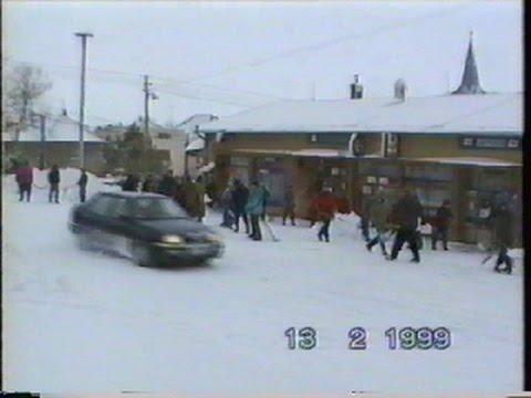 Snehová kalamita 1999 - Východné Slovensko, Demjata