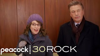 Liz and Jack Talk About the Holidays - 30 Rock