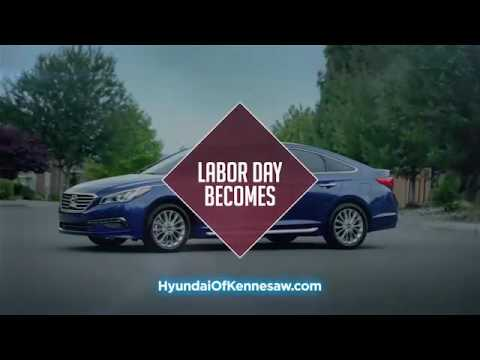 Cherokee Hyundai - September Sales Event