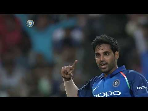 #CricketCountdown: Bhuvi the Swing King!