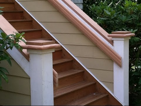 How to build entry stairs Seattle by Remodel Expert