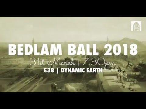 Bedlam Ball 2018