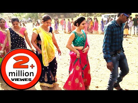 Wonderful Girl Adivasi Timli Dance Video ! नर्मदा केन्सल ! Best Adivasi Song ! Gujrati Timli Song 20