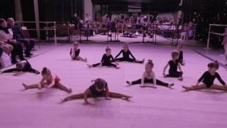 Художественная гимнастика для детей от 3 лет .Сдача нормативов.