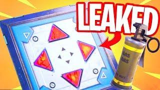 *LEAKED* STINK BOMB & BOUNCER PAD KOMEN IN FORTNITE!! (+ info over YouTube toernooi)