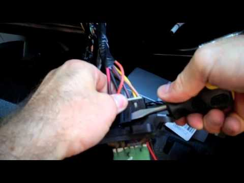 hqdefault replacing a blower resistor in 2006 envoy youtube 2005 gmc envoy radio wiring harness diagram at panicattacktreatment.co