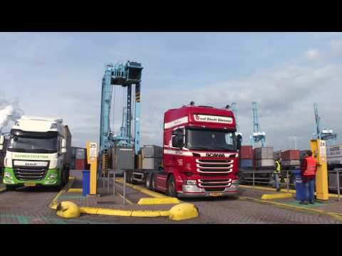 APM Terminals Rotterdam - Global Safety Day 2016 Risicomanagement