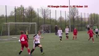 FC Energie Cottbus - 1. FC Guben 24:1 (E-Junioren-Punktspiel)