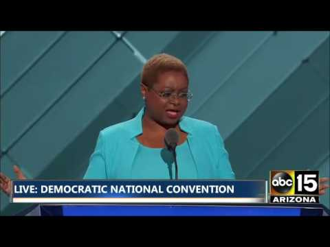 FULL: Rev Leah Daughtry - Democratic National Convention ...