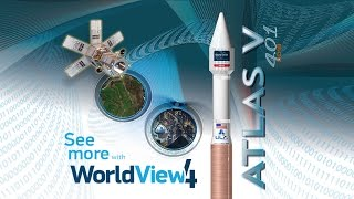 Atlas V WorldView-4 Live Launch Broadcast