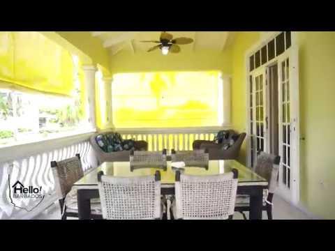 Hello Barbados Villa with Garden Pool