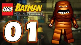LEGO Batman [PSP] - #01. | You Can Bank On Batman