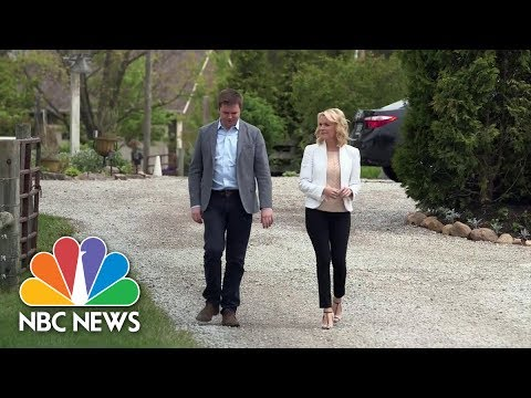 J.D Vance, Best-Selling Author Opens Up About His Painful Childhood And The Future Ahead | NBC News