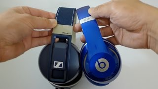 NEW! Sennheiser UrbaniteXL - Basshead Headphones