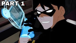 Young Justice Robin39s Best Moments Part 1