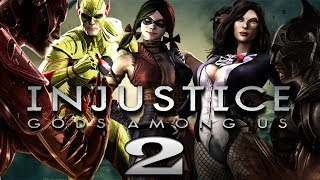 Injustice: Gods Among Us 2 Coming 2015?!?!